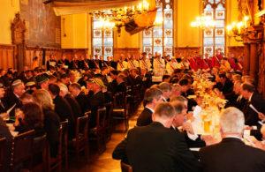 Im Jahr 2004 fand die Verbandstagung des VVDSt erstmals in Bremen statt. Der große VT-Kommers wurde in der Oberen Rathaushalle gefeiert